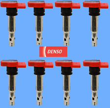 8 X Direct Ignition Coil on Plug DENSO REPLACE Audi/VW OEM# 06E905115E Expedited