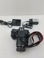 Canon EOS Rebel T3i / EOS 600D 18.0MP Digital SLR Camera KitCharger Len 18-55mm