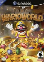 Wario World Nintendo Gamecube - Game Only