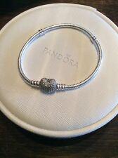 Pandora Herz 18cm Armband, 590727CZ-18 Neupreis 79