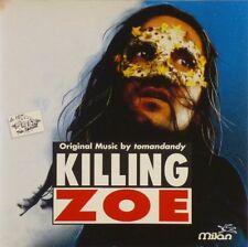CD-Tomandandy-Killing Zoe (Original Soundtrack) - #a3600