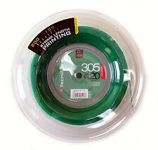 Tecnifibre 305 Squash Racquet Racket String Reel Green 18G