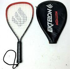 EKTELON Medallion Size X-Small 5D Racquetball Racquet with Case / Cover