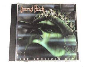 Sacred Reich The American Way CD Metal 1990s 8 Song Studio Album
