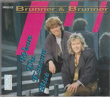 Brunner & Brunner CD-MAXI WENN DU EINSAM BIST (c) 1991