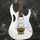 Jem Serise 7V Electric Guitar White Color Gold Hardware FR Bridge HSH Pickups for sale