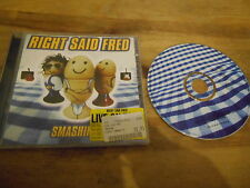 CD Pop Right Said Fred - Smashing (13 Song) INTERCORD / EMI HAPPY VALLEY