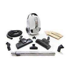 Prolux Tritan Pet Canister Hepa Sealed Vacuum w/ Turbo White