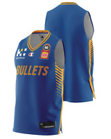 Brisbane Bullets 20/21 Authentic Home Jersey, NBL Basketball