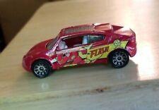 Vintage 2001 Matchbox Mattel Pontiac Piranha The Flash Dc Comics Superhero Red