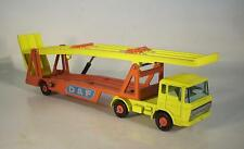 Matchbox Kingsize K-11b DAF Car Transporter Autotransporter Nr. 1 #6100