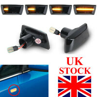 Dynamic Side Indicator LED Repeater Light For Opel Adam Astra H GTC VXR Corsa UK