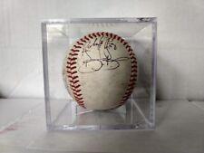 2010 Peoria Javelinas Signed Baseball Arizona Fall League Roberto Perez Auto