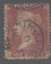 Queen Victoria - Sg 44 - 1d Red - Plate 202