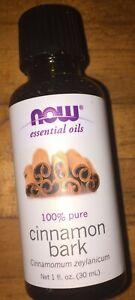 "Cinnamon Bark Natural Healing ""Now""  Essential Oil"