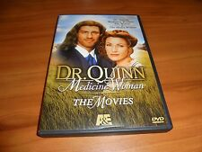 Dr. Quinn, Medicine Woman: The Movies (DVD, 2006) Jane Seymour Used Doctor
