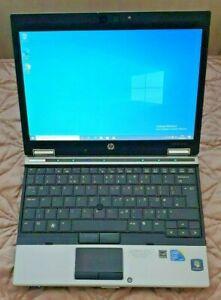 "HP EliteBook 2540p,12.1"",Intel Core i5 M540 2.53GHz,250GB HDD,4GB RAM,Win10"