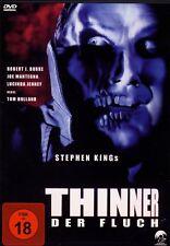 Thinner - Der Fluch ( Horror-Thriller UNCUT ) mit Kari Wuhrer, Joe Mantegna NEU