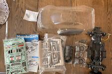 TAMIYA 1/10 RC Mercedes CLK-GTR 4WD Racing Car Model Kit Read Description