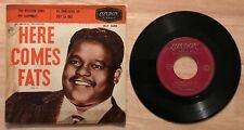 RARE FRENCH EP FATS DOMINO THE ROOSTER SONG