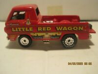 johnny lightning little red wagon w/rubber tires loose 1/64 scale