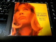 Blues 1962/1993 [Vogue 1993] by Françoise Hardy (CD 1993, Vogue) vocal  IMPORT