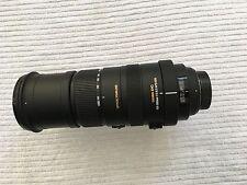 Sigma 150-500mm f/5.0-6.3 DG HSM APO OS AF Lens for Nikon