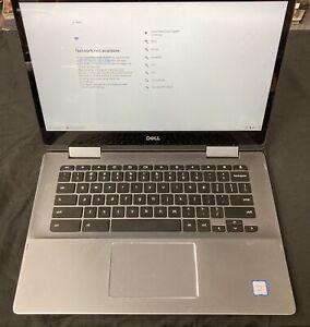 """Dell Inspiron Chromebook 7486 Chrome OS 4GB RAM 128GB eMMC i3-8130U 2.2GHz 14"""""""