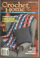 Crochet Home Magazine - December/January 1991 - Number 20