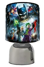 LEGO BATMANS LIGHT TOUCH LAMP  KIDS ROOM matches duvet set GAMING  FREE P&P