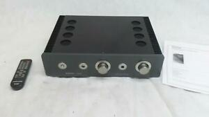 Sugden aA21 SE integrated amp, boxed with remote and manual