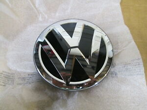 NEW GENUINE VW T-CROSS FRONT RADIATOR GRILLE VW BADGE EMBLEM 2GA853601JZA