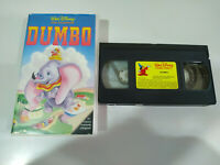 Dumbo Los Clasicos de Walt Disney - VHS CINTA TAPE ESPAÑA