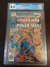 Marvel Team-Up #75 CGC 8.5 1978 Spider-Man Power Man