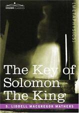 The Key of Solomon the King: (Clavicula Salomonis) (Paperback or Softback)