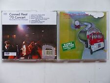 CD ALBUM CANNED HEAT 70 Live in Europe BGOCD12