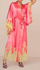 AGENT PROVOCATEUR Christi Long Kimono Gown BNWT