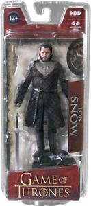 McFarlane Toys Game Of Thrones Jon Snow Action Figure New Sealed FREE SHIPPING