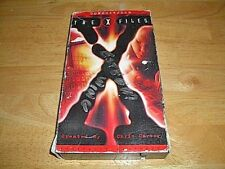 "THE X-FILES - ""CONDUIT / ICE"" - VHS - 1996 - USED"