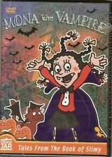 Mona the Vampire - Tales From the Book of Slimy - DVD  2006 - NEW - FREE SHIP