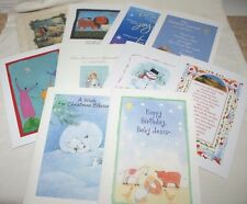 Christmas Cards~10~Cards~10-Differe nt Designs-Inspirational Design~Made In Usa
