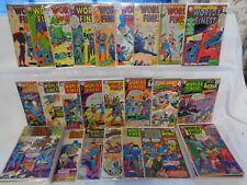 WORLD's FINEST 151-200 SET 1965-1971 DC Comics SOLID (s 12189)