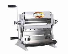 12in Bend-Roll-Shear All In One Machine WOODWARD FAB SP3-1-12