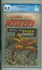 Journey Into Mystery #73 CGC  4.5  Medusa (Gorgon) Story 1961