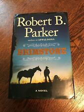 BRIMSTONE BY ROBERT B. PARKER**HARDCOVER**VERY GOOD CONDITION