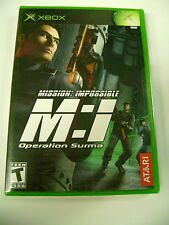 Mission: Impossible Operation Surma (Xbox) BRAND NEW FACTORY SEALED