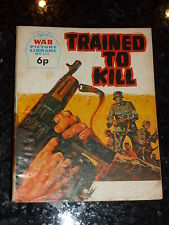 WAR PICTURE LIBRARY - No 698 - Date 1971 - UK Picture Comic Storybook