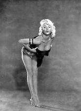 PHOTO JAYNE  MANSFIELD - 11X15 CM  # 4