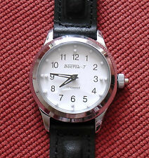 Wrist Mechanical Braille Tactile Watch VOSTOK-T for visually impaired 491210