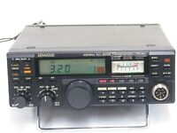 AS-IS Kenwood TR-851 All Mode 10W 430mhz QRP Meter Transceiver #BOF15000